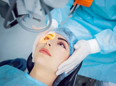 ReLEx® SMILE, a minimally invasive refractive surgery