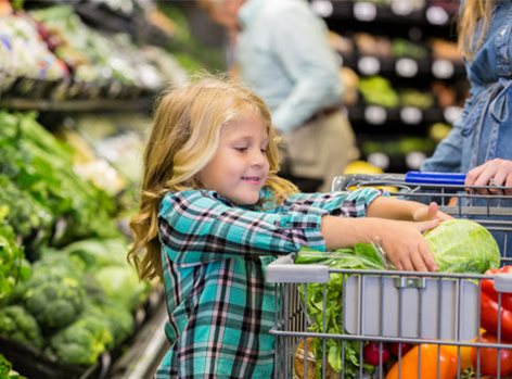 Food Smarts: Raising Nutrition-Conscious Kids