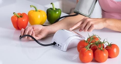 Foods that Help with Hypertension
