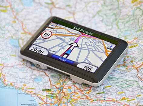 GPS navigator technology for surgery