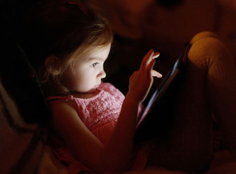 Children's Eyesight in the Digital Age