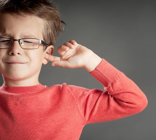 Spotting Hearing and Vision Problems in School-Age Children