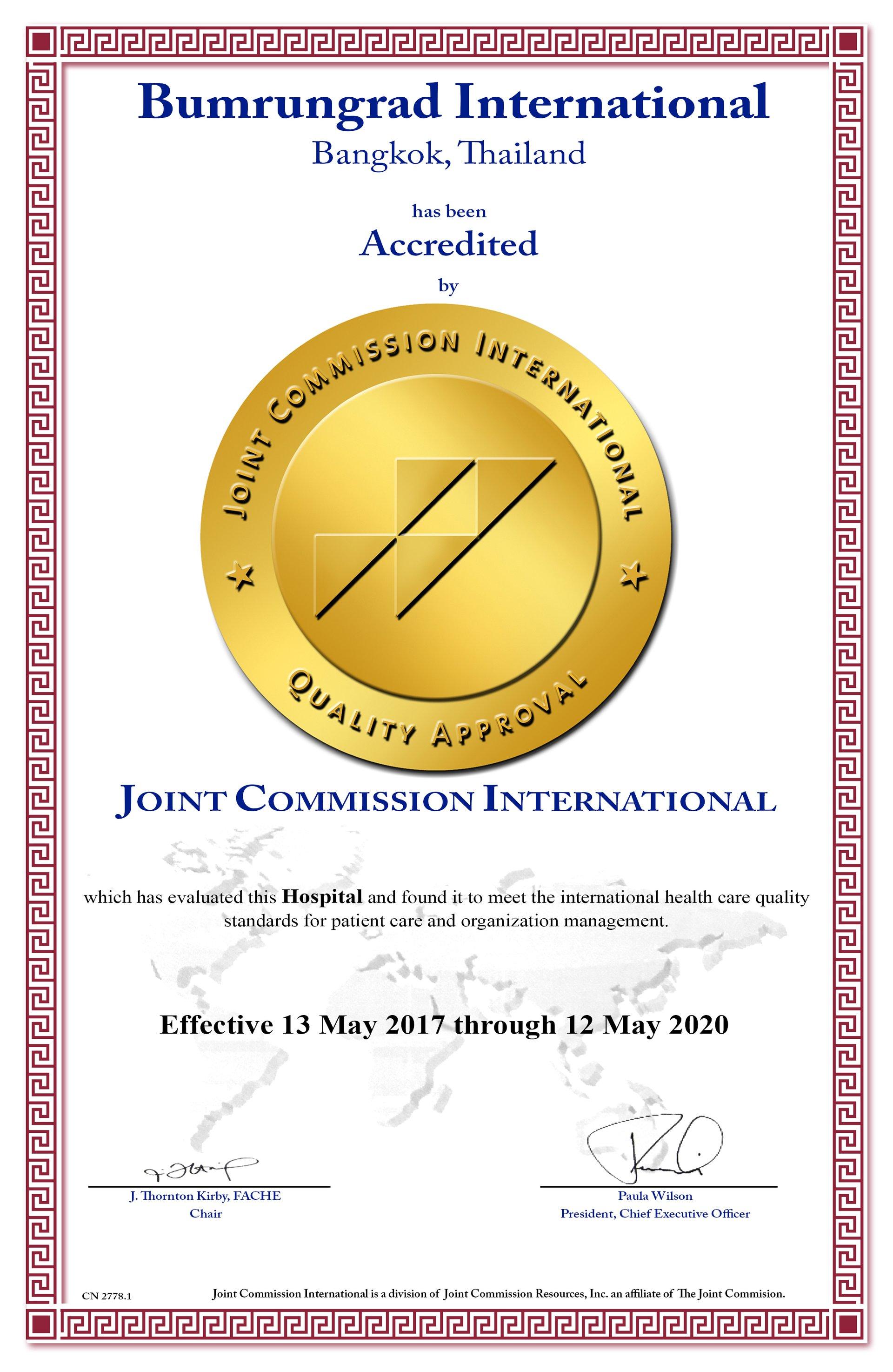 joint commission international  jci