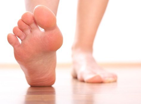 Hurting Feet Can Be a Symptom of Plantar Fasciitis