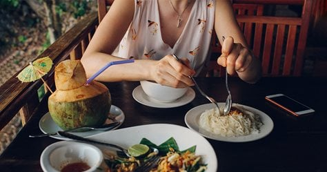 Enjoy Thai Food with Diabetes