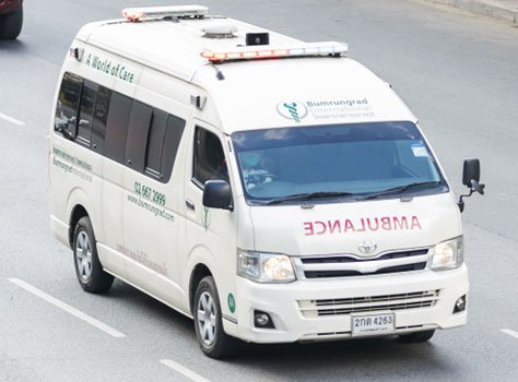 How to Call an Ambulance in Thailand