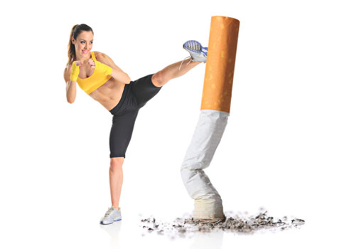 5 Ways to Quit Smoking without Gaining Weight