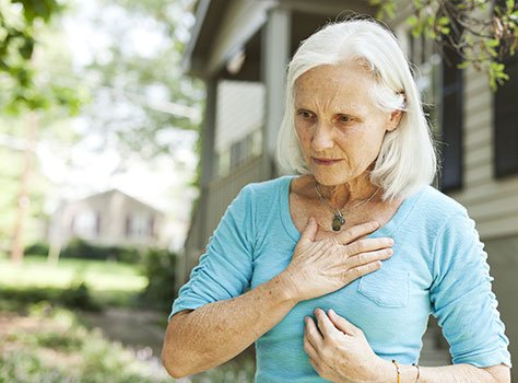 Heart Attacks are Different for Women