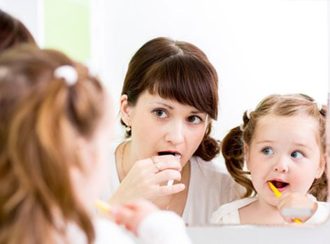 tips for children oral health