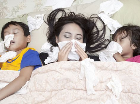 Thailand's flu season prevention and symptoms