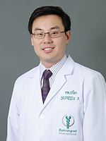 Assist. Prof.Dr. Preeda Pungpapong, D.D.S.